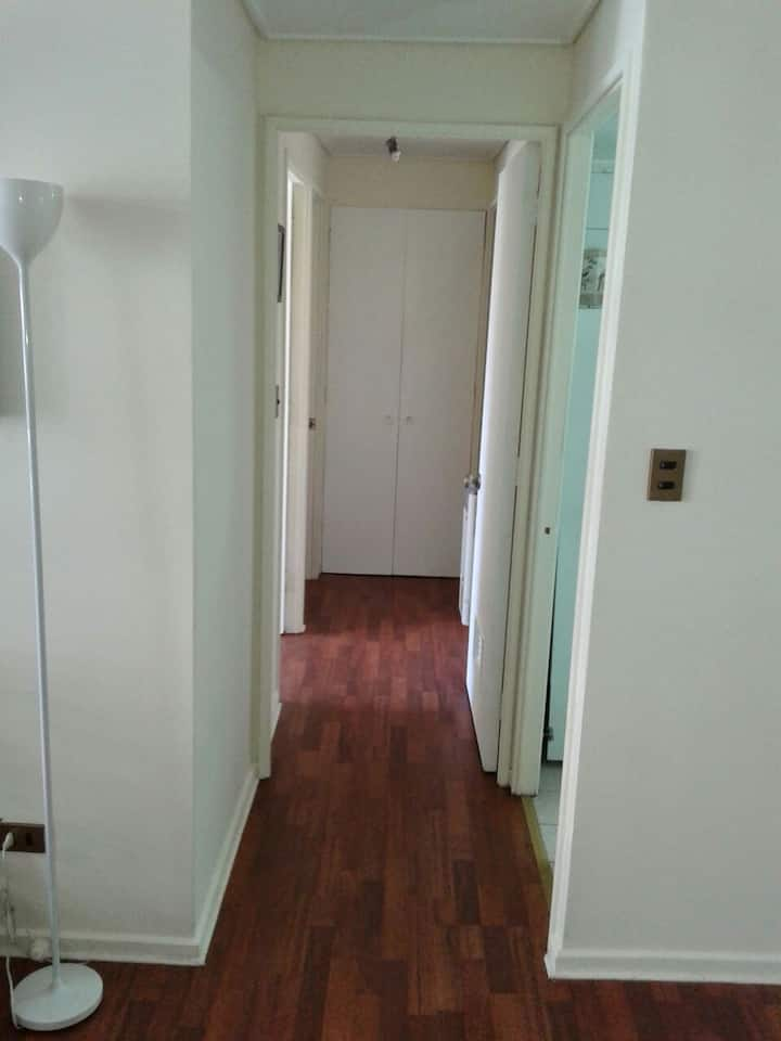 Pieza barrio exclusivo baño privado