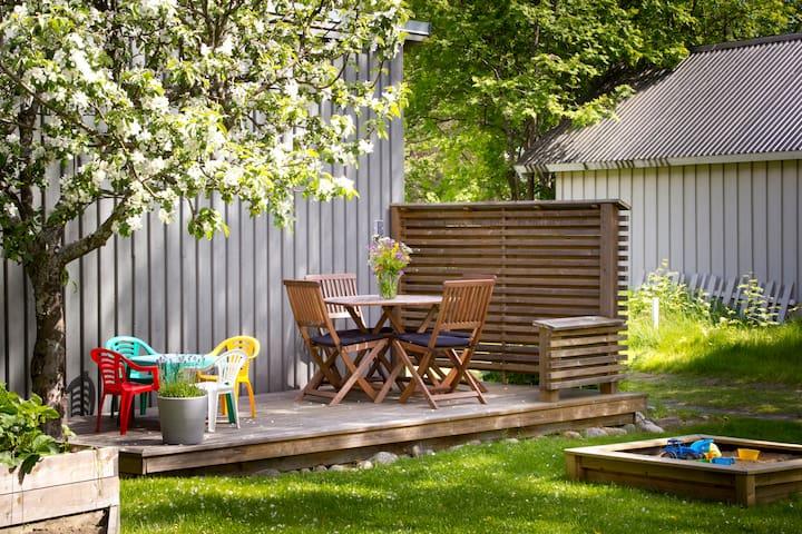 Mysigt hus - perfekt för barnfamilj - Umeå