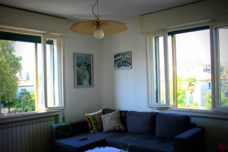 Luminous great room near old town - Padua - Apartment