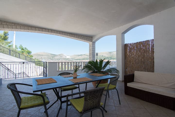 Amazing View Apartment #1 - Trogir - Apartament