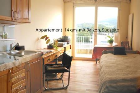 separates Appartement  14 qm m.Balk - Freiburg im Breisgau