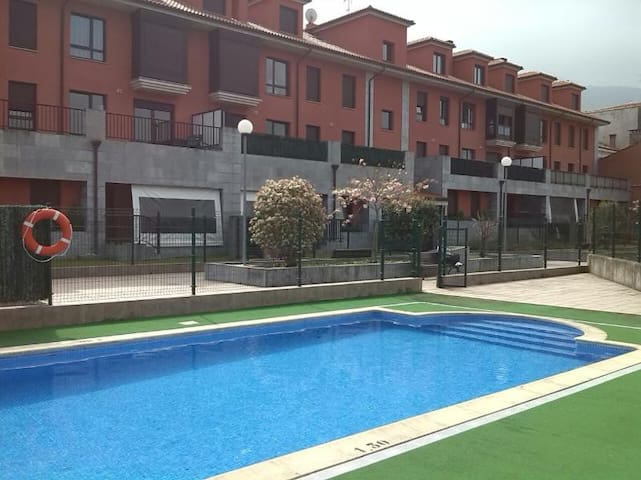 Apartamento y piscina Posada,Llanes - Posada de Llanes - Appartement