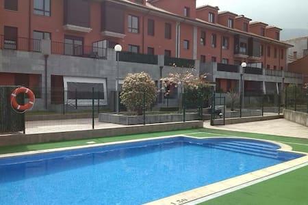 Apartamento y piscina Posada,Llanes - Posada de Llanes