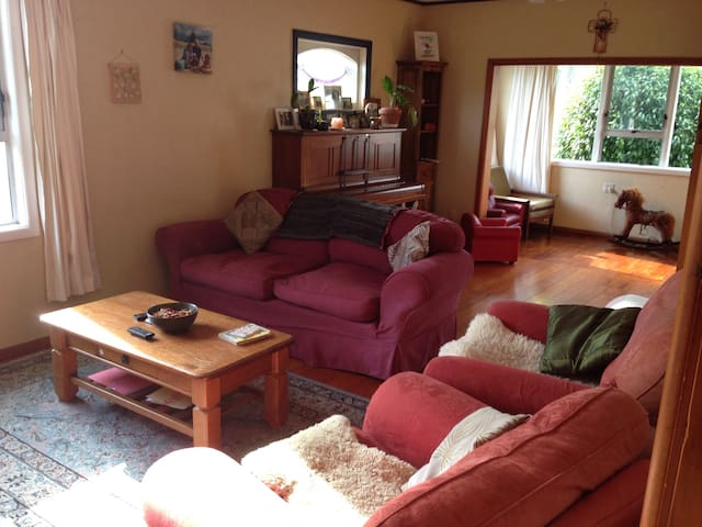 Spacious family home in the city - Nelson - Talo