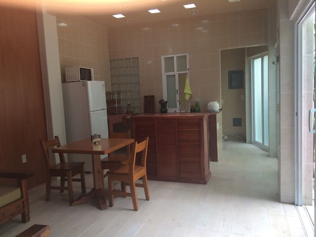 Beautiful furnished apartment - Ejido del Centro - Condomínio