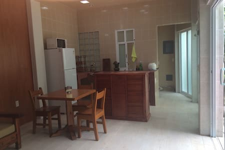 Beautiful furnished apartment - Ejido del Centro
