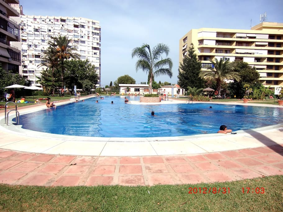 One Month Winter Special Prices Wifi Pool Clima Apartments For Rent In Torremolinos Andaluc A