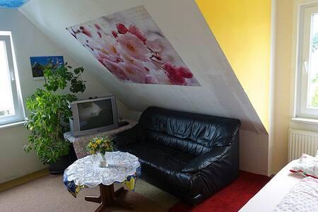 gemütliches Zimmer auf dem Lande -AKN nach Hamburg - Nützen - Rumah
