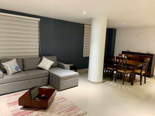 Spacious and Comfortable Apartment