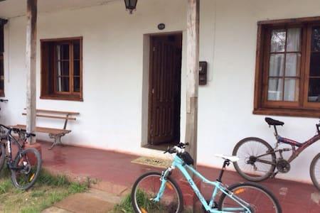 Panihouse 'Lugar de encuentro' - Comuna Colbun