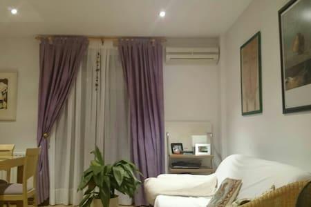 Habitación en piso amplio y cómodo - Apartment