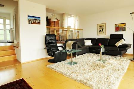 Idyllisch gel.1 Familienhaus - Talheim - Other