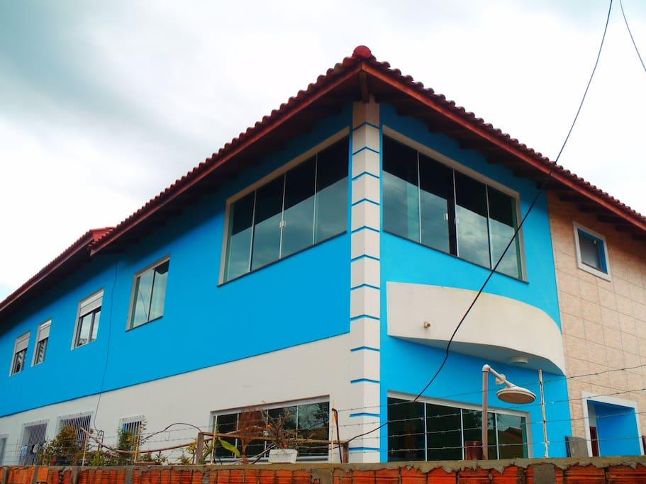 Mozamba Beach House
