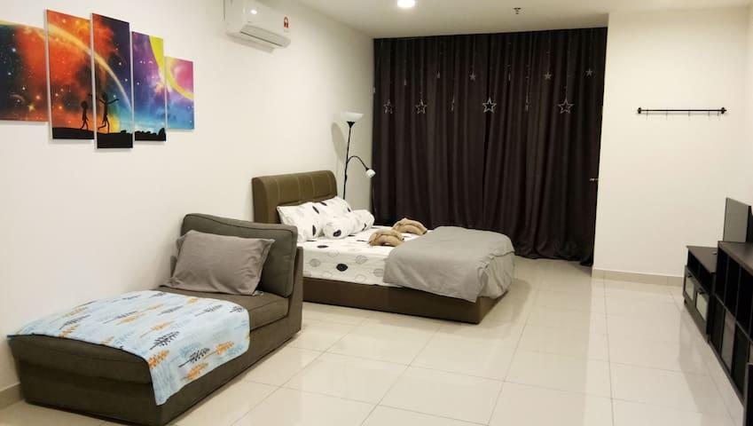 Atria, Petaling Jaya ★ Homey Nova Hut★★