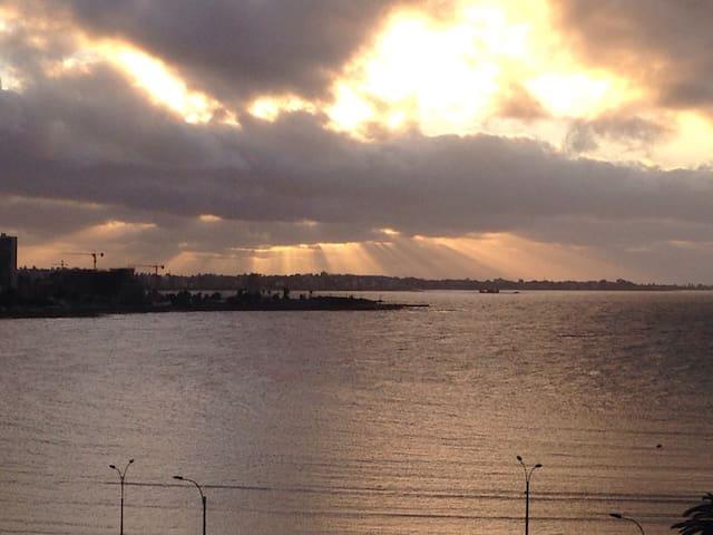 Amplio 3dorm con vistas al mar - Montevideo - Wohnung