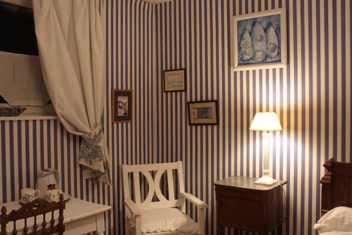 Chambres d'hôtes de charme bleu - Fresnes-au-Mont