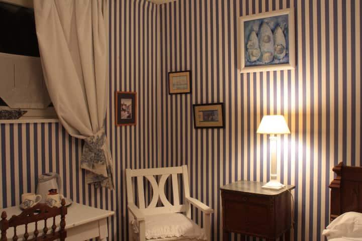 Chambres d'hôtes de charme bleu