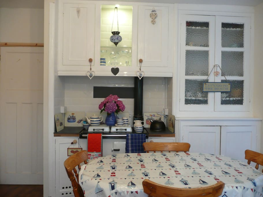 Large kitchen/Diner.