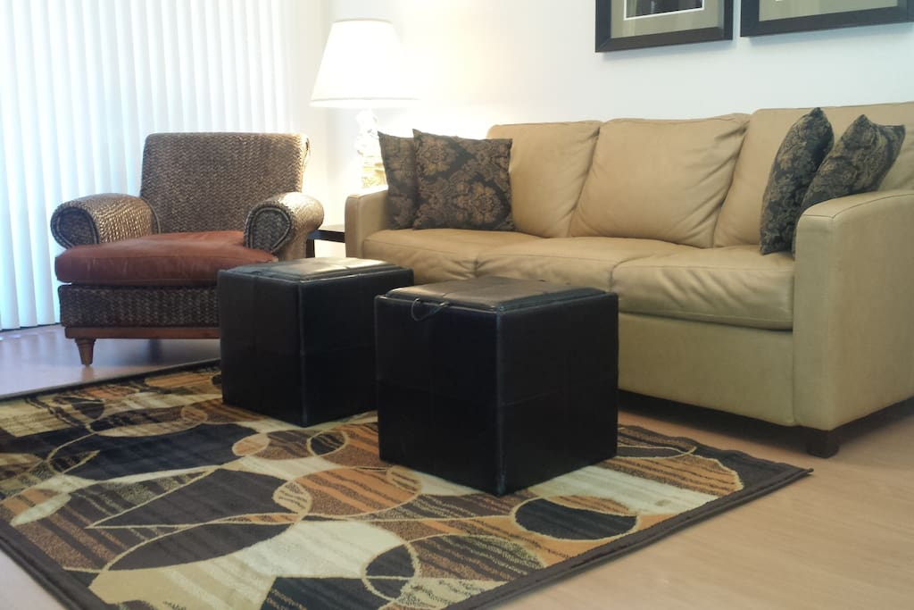 LR sofa and chair