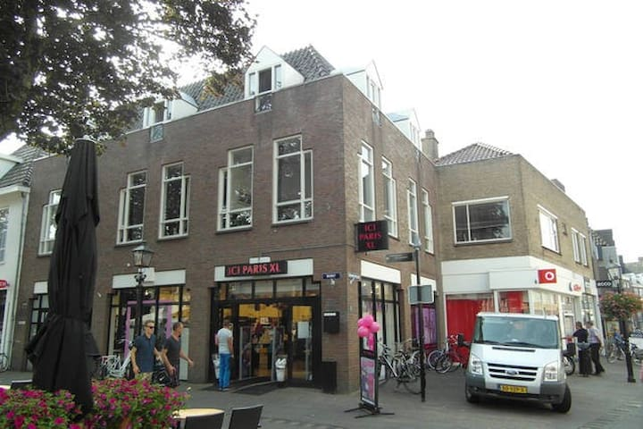 Appartement Harderwijk centrum - Harderwijk - Leilighet