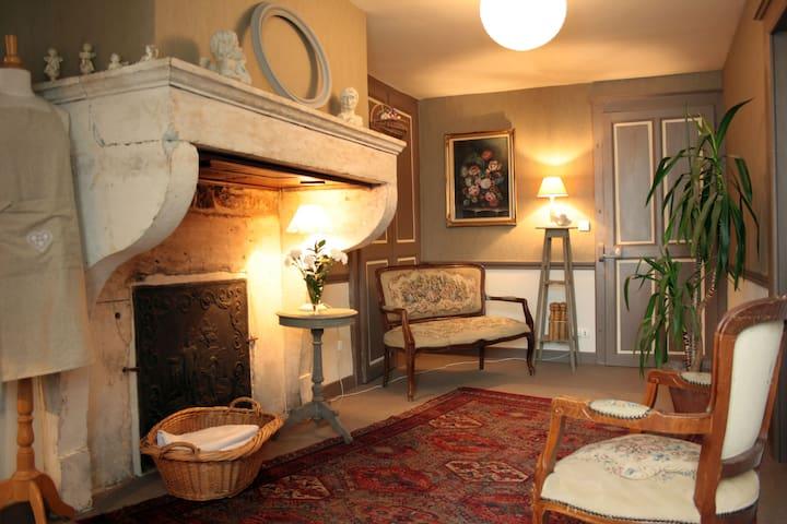 Chambres d'hôtes de charme rose