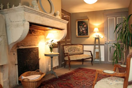 Chambres d'hôtes de charme rose - Fresnes-au-Mont