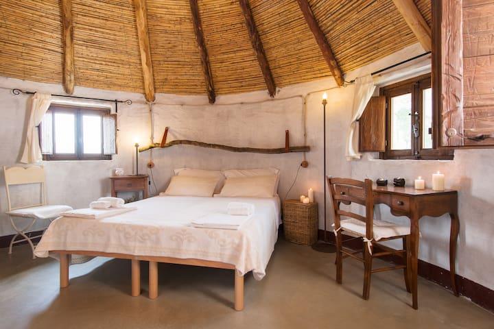 Luxury Hut Experience: Myrtle - Torpè - Cabana