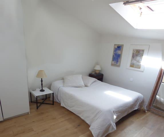 Loft, avec terrasse et un Jacuzzi - Maisons-Alfort - Loft