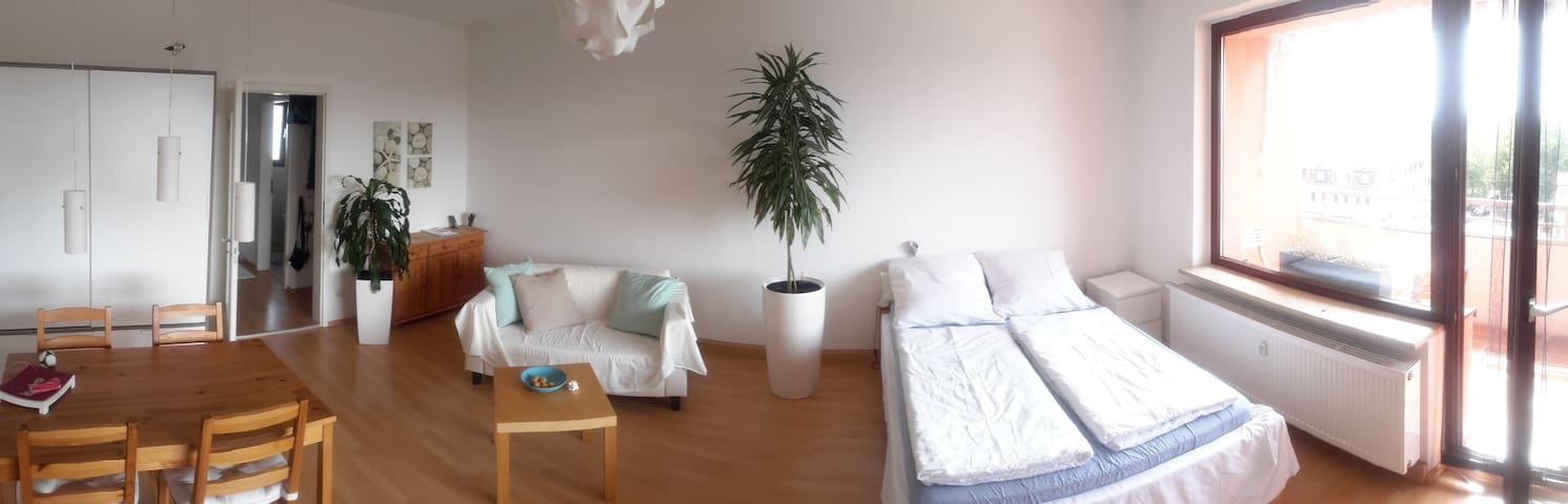 Central Apt incl.KFZ, Siemens near - Erlangen - Apartment