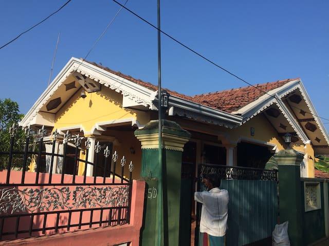 Вилла на берегу океана - Negombo - Apartament