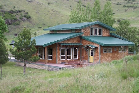 Romantic House in Eastern Oregon - Union