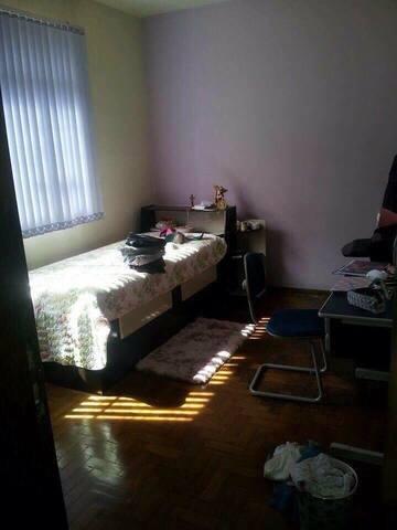 Divido Apartamento no Prado! - Belo Horizonte - Apartment
