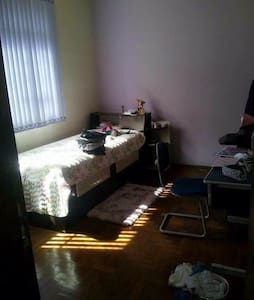Divido Apartamento no Prado! - Belo Horizonte