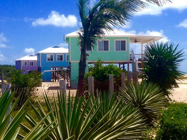 Barbuda Cottages - Private Beachfront Hideaway