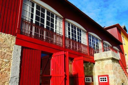 Casa de Chouselas-Turismo Rural - Amares - Вилла