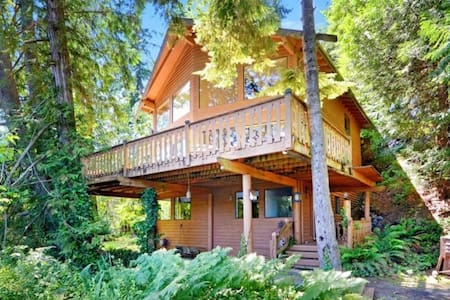 Clark Island lake Retreat - Poulsbo
