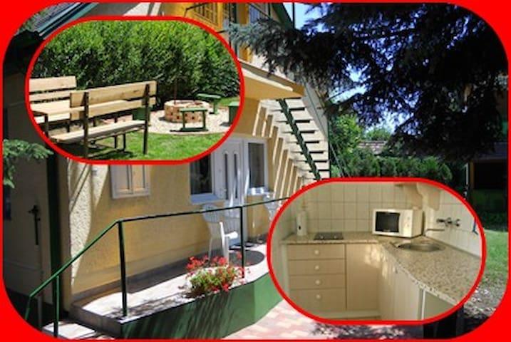 Nice family cottage - Hajdúszoboszló - Casa