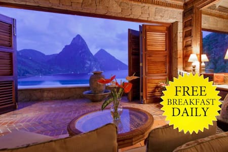 The Suite Life, Experience Luxury - Soufriere