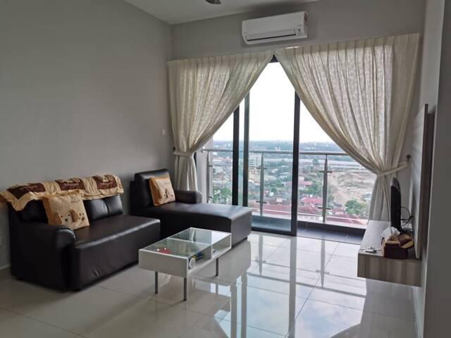 Kota Bharu Sky Riverfront Serviced Apartment