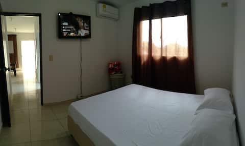 Confortable, hermoso apartamento en Barranquilla