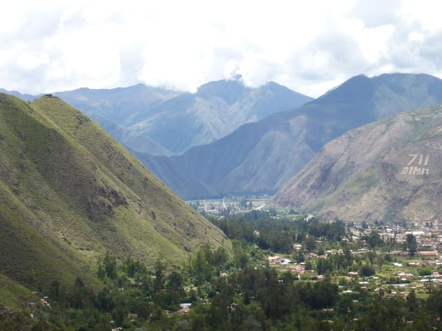 Tranquility in the Sacred Valley - Urubamba