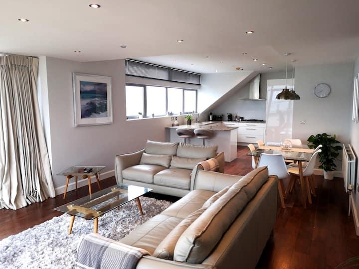 Penthouse apartment in Portrush