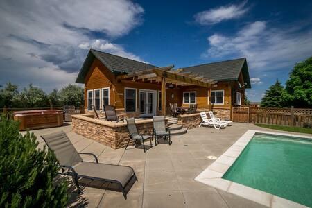 Guest House w/ Mountain View & Pool - 博尔德 - 独立屋