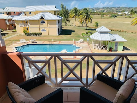 Penthouse in Tobago Plantations