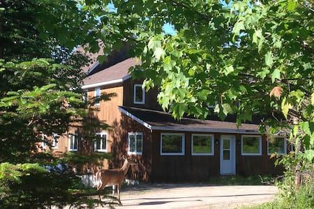 Warbler's Roost Country Inn Room #1 - Parry Sound District - Bed & Breakfast