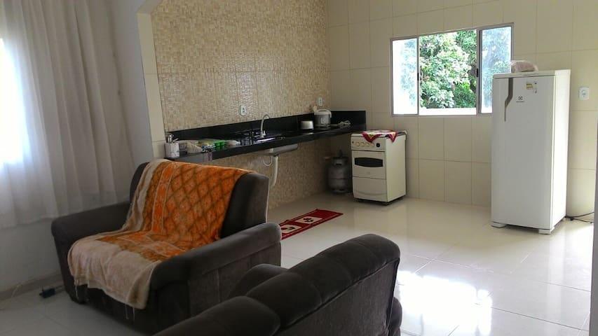 Casa em Balneário Ponta da Fruta - Vila Velha