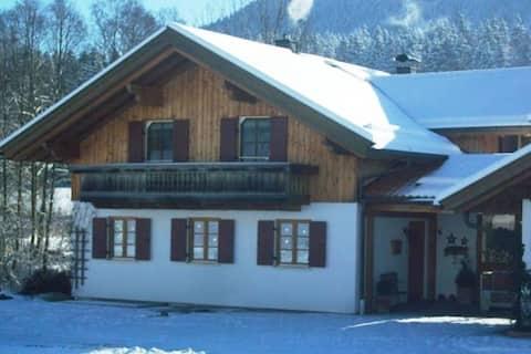 Apartamento vintage en Bad Kohlgrub cerca del lago