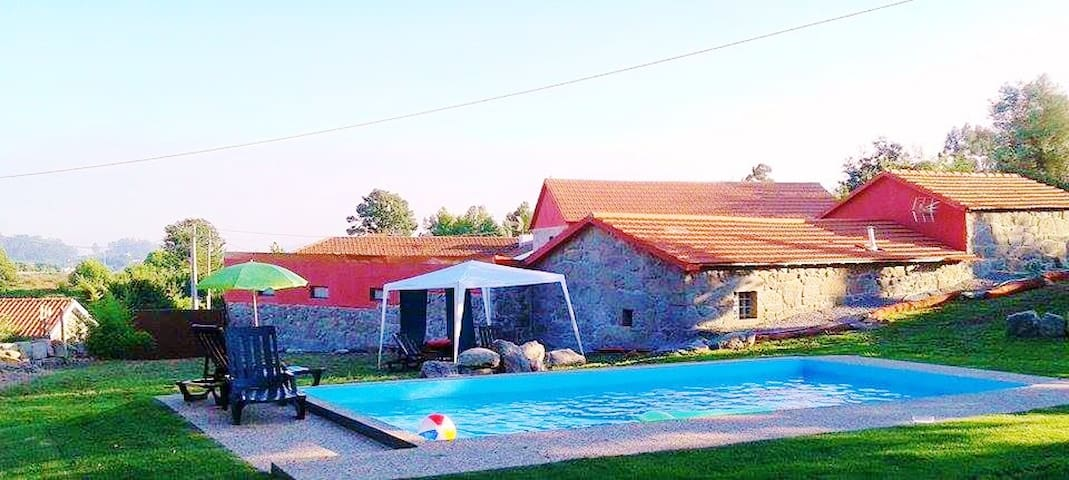 Village Minhoure pool