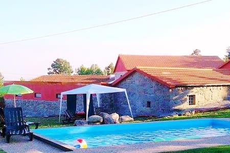 Village Minhoure pool - Varziela