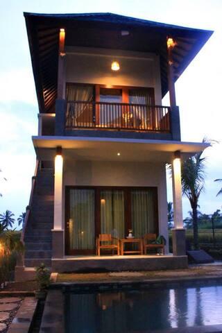 Two Bed Rooms Villa Kemuning - Tegallalang - Villa